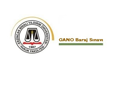 GANO Baraj Sınavı Hk.