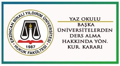 2019-2020 YAZ OKULU HAKKINDA